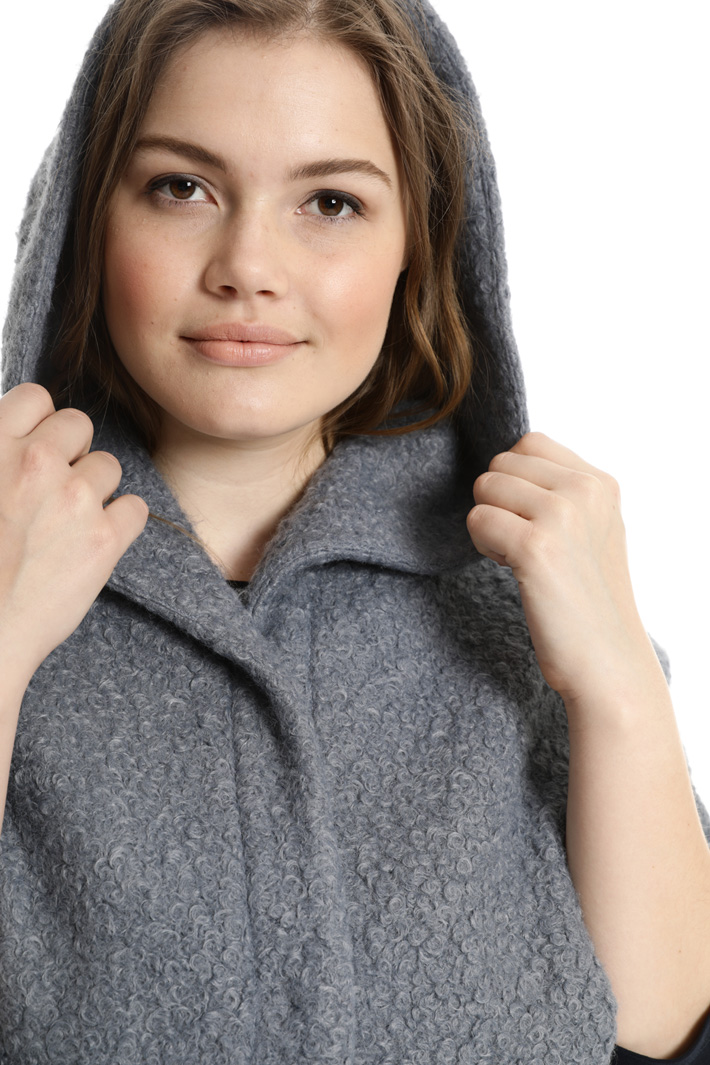 Boucle cape Intrend