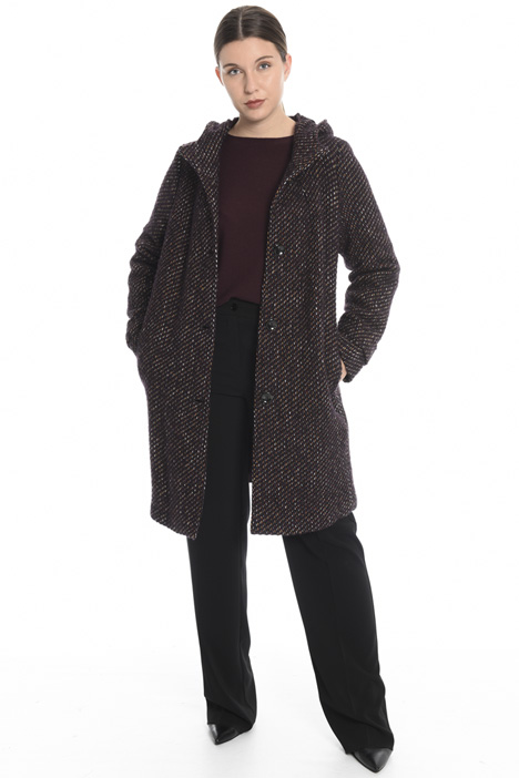 Cappotto in misto alpaca Intrend