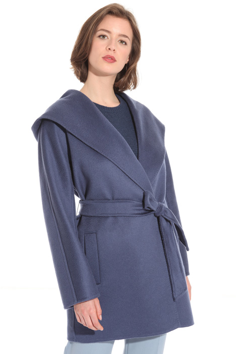 Cashmere coat Intrend