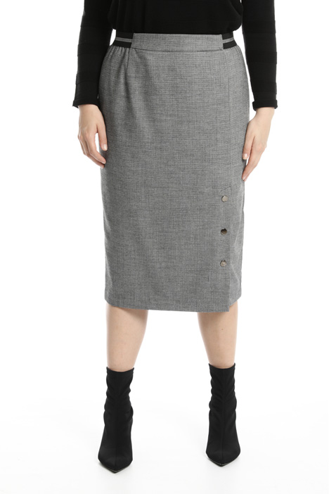Viscose skirt Intrend
