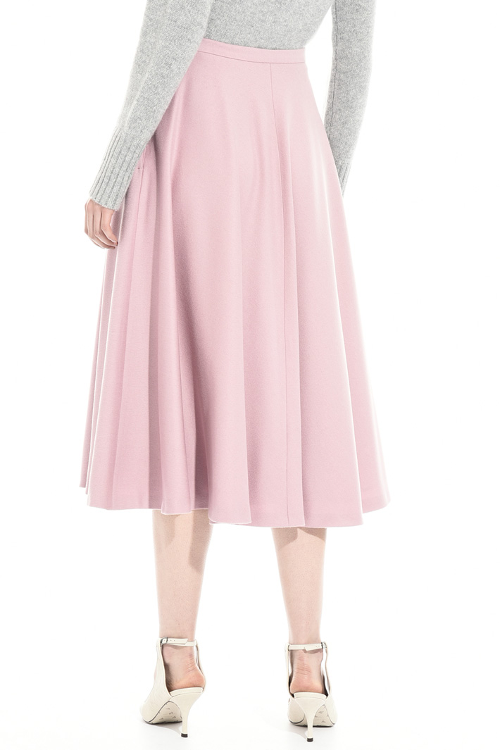 A-line drap skirt Intrend