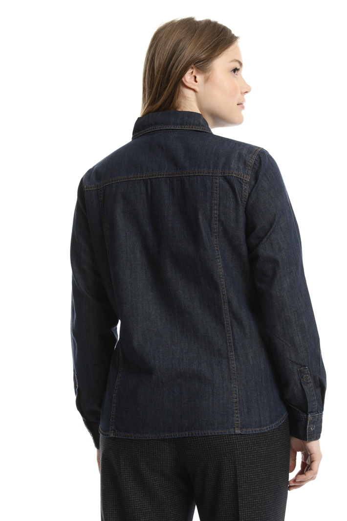 Lightweight denim shirt  Intrend