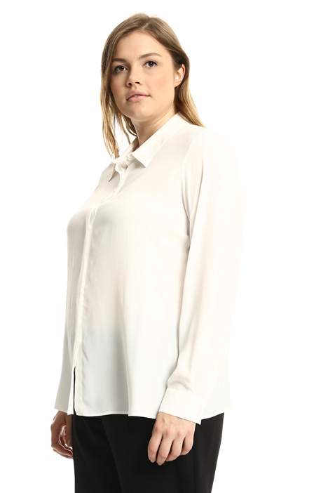 Silk blend shirt Intrend