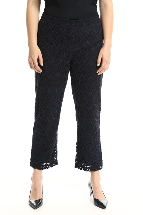 Rebrodé lace trousers  Intrend