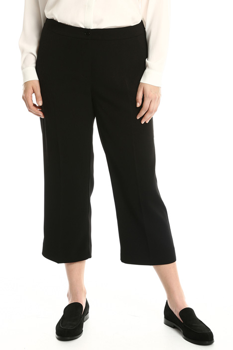 Pantalone in fluido stretch  Intrend