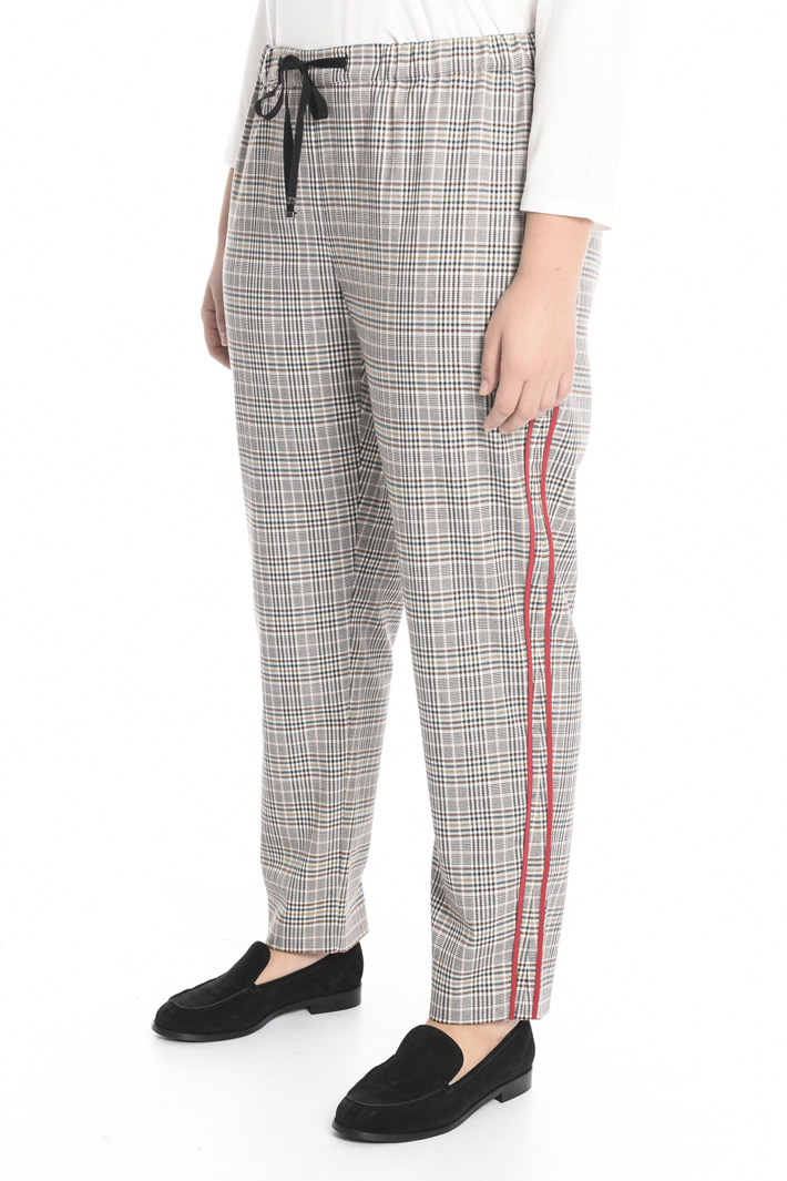 Jogging-style trousers Intrend