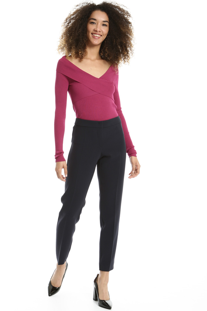 Fitted trousers Intrend