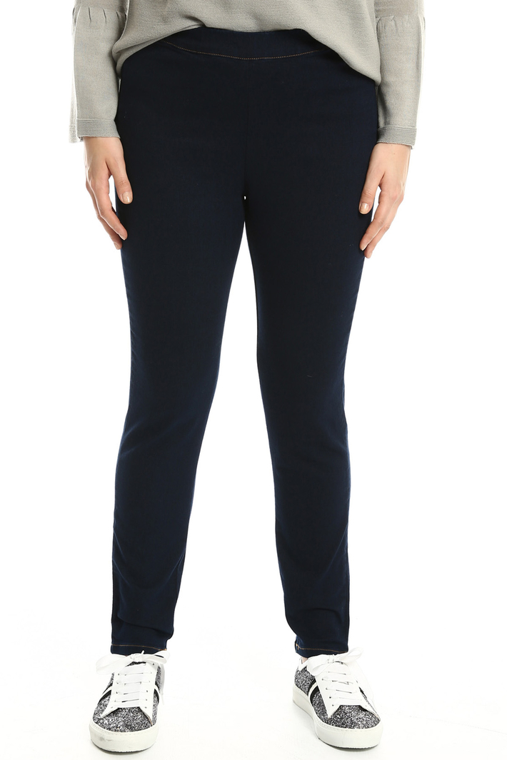 Stretch denim jeggings Intrend