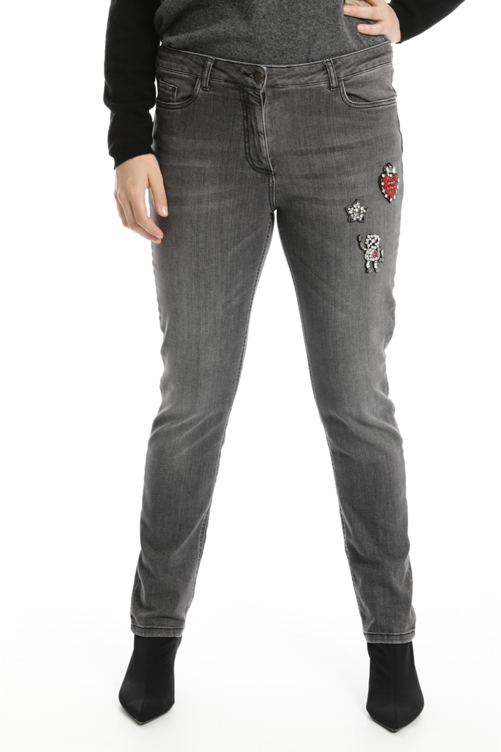 Denim jeans Intrend