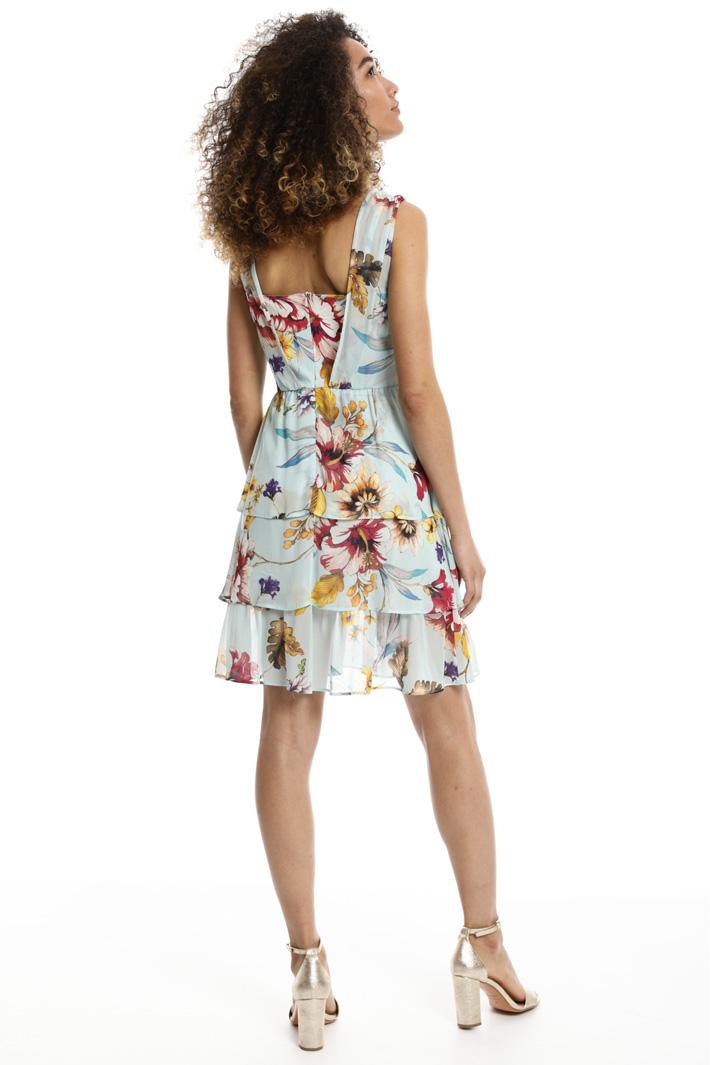 Layered dress Intrend