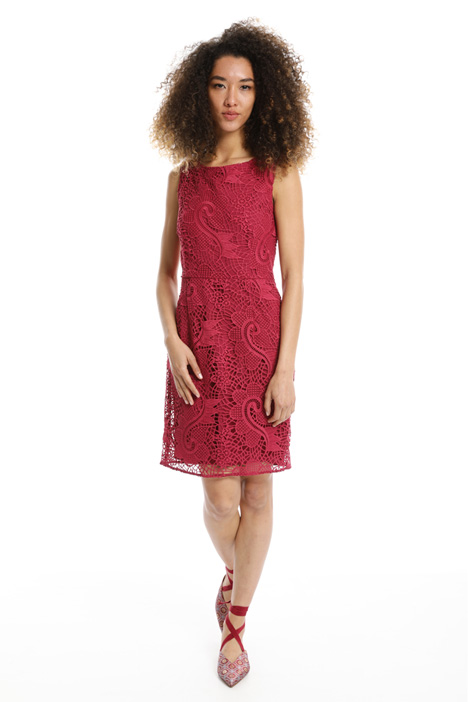 Macrame lace dress Intrend