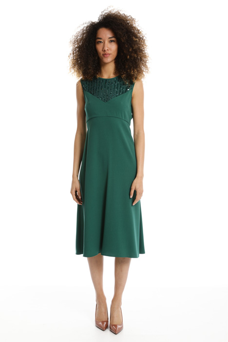 more photos a9383 aaa61 Abiti - Colore: Verde - Intrend
