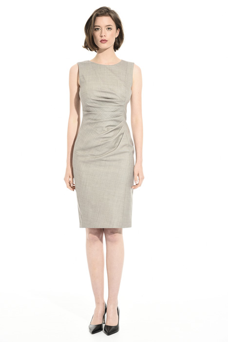 Draped sheath dress Intrend