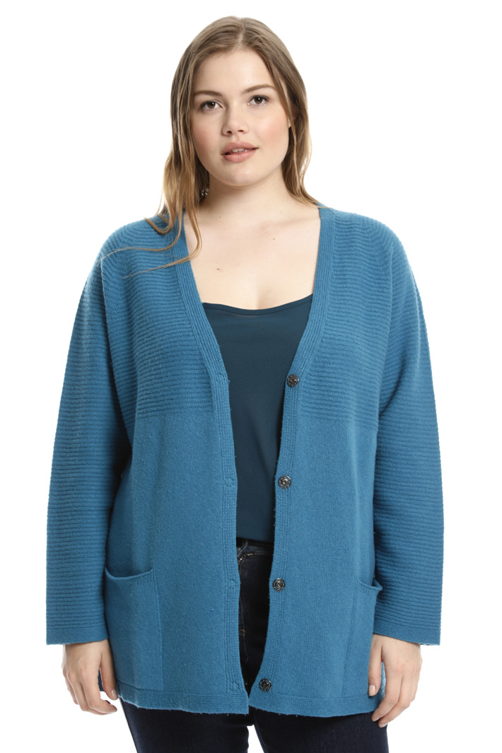 Cardigan with pockets  Intrend
