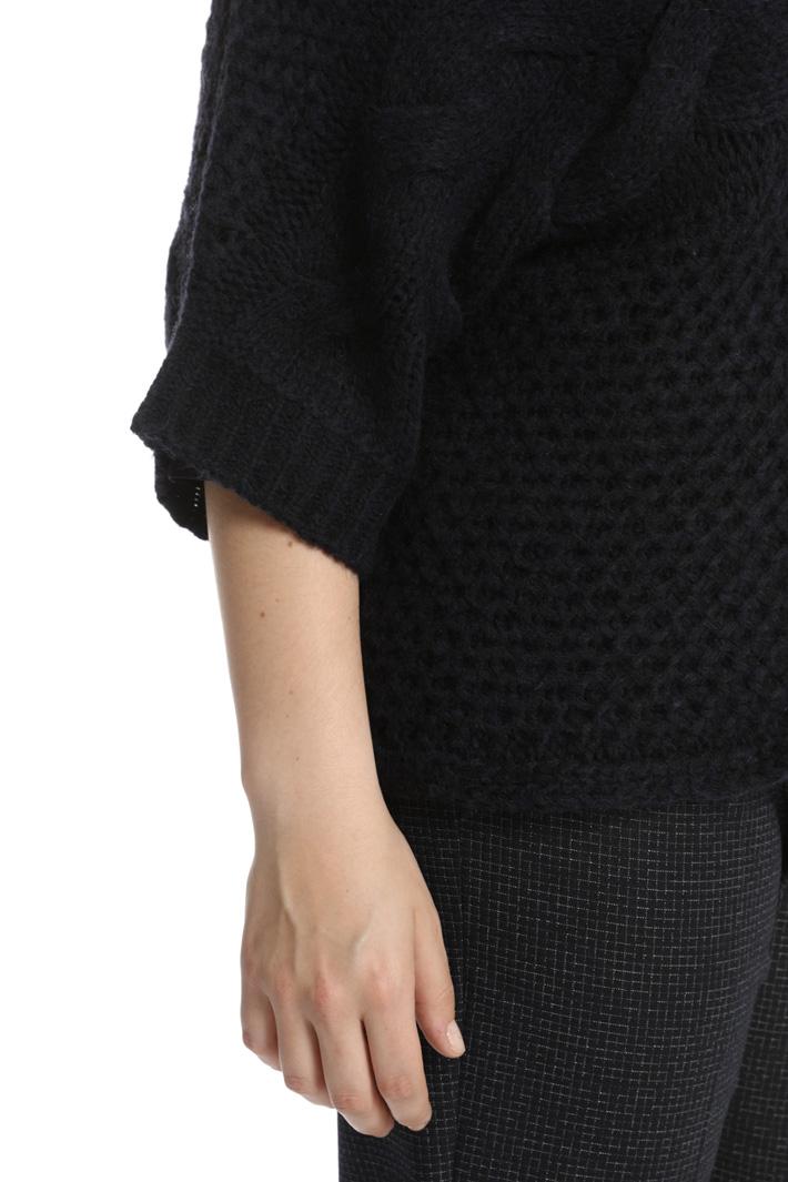 Kimono sleeve cardigan Intrend