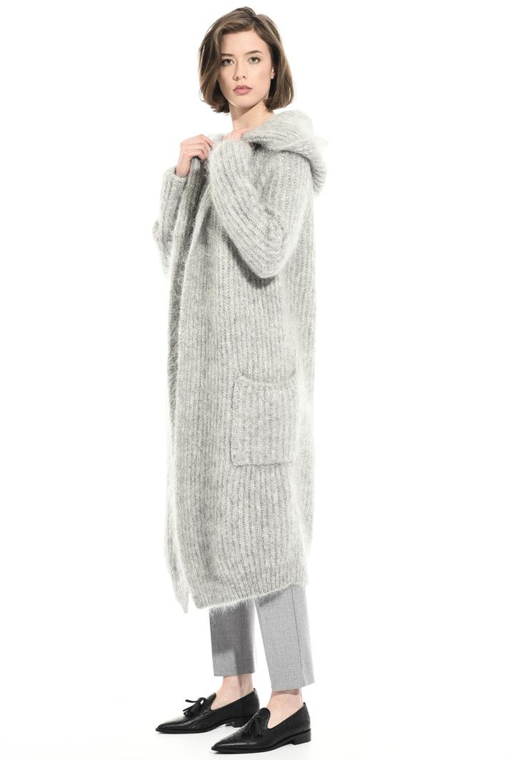 Mohair wool coat Intrend