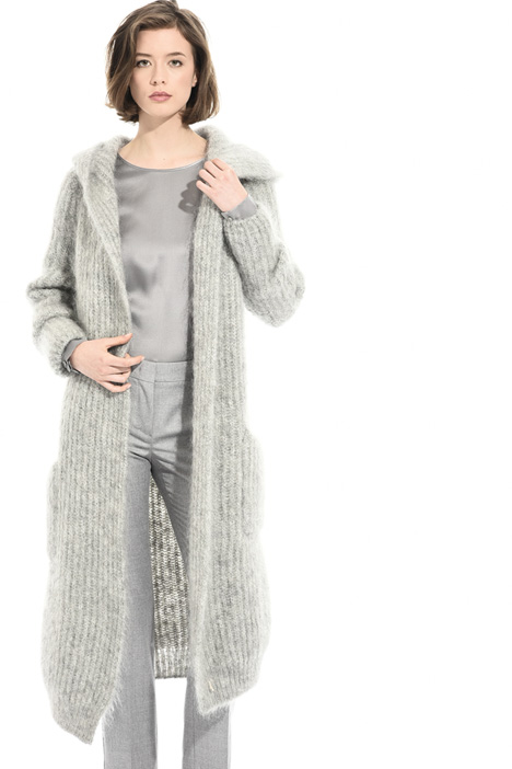 Mohair wool coat Intrend