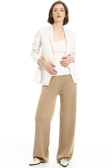 Blazer in cashmere Intrend