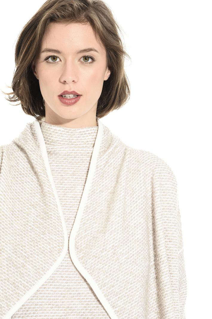 Wool stretch cardigan Intrend
