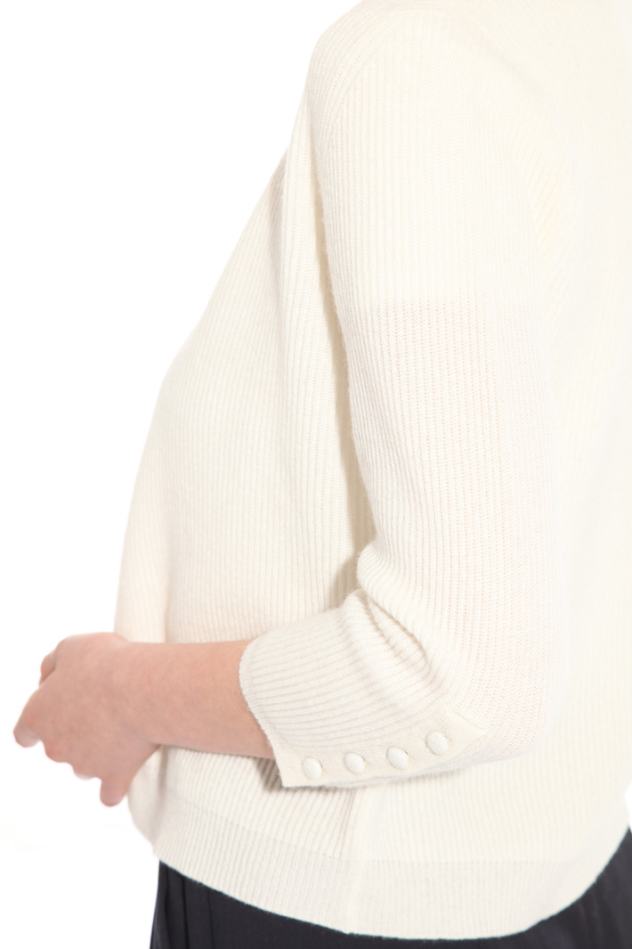 Pure cashmere cardigan Intrend