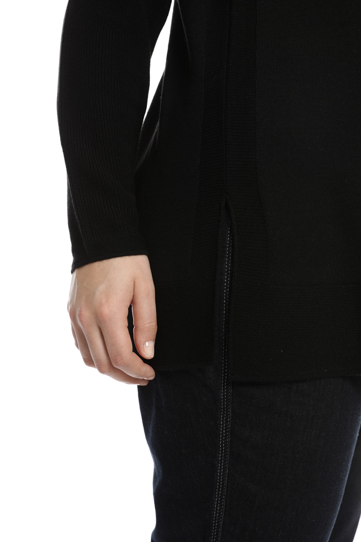 Wool crewneck sweater  Intrend