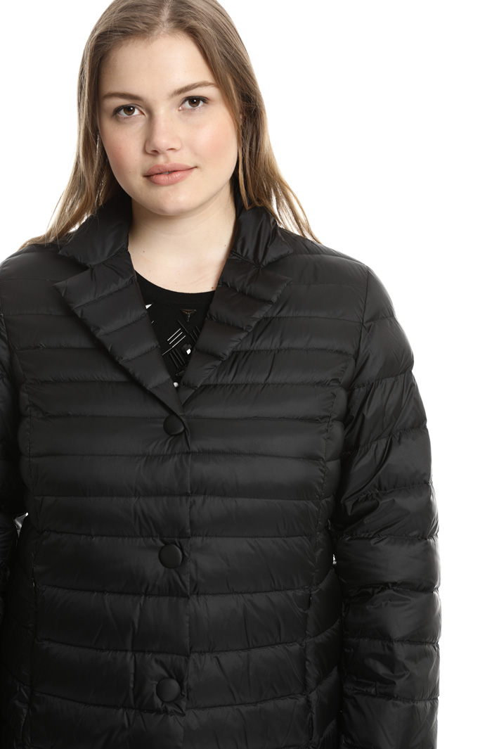 Lapel down jacket Intrend