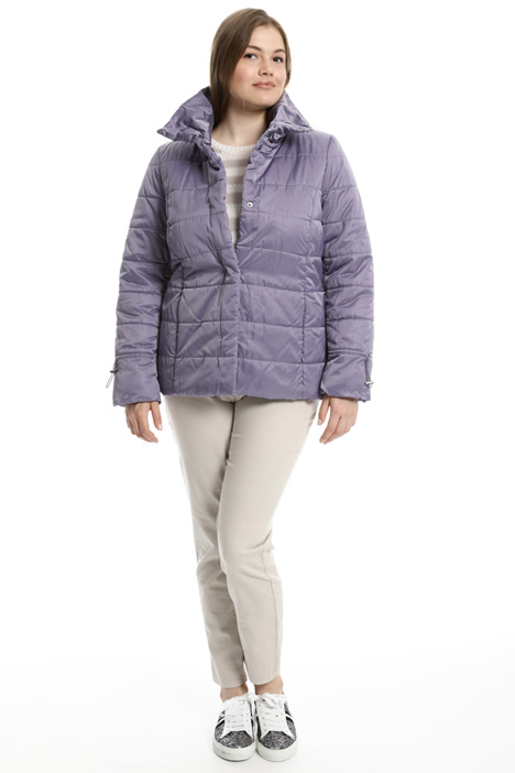 Satin puffer jacket Intrend