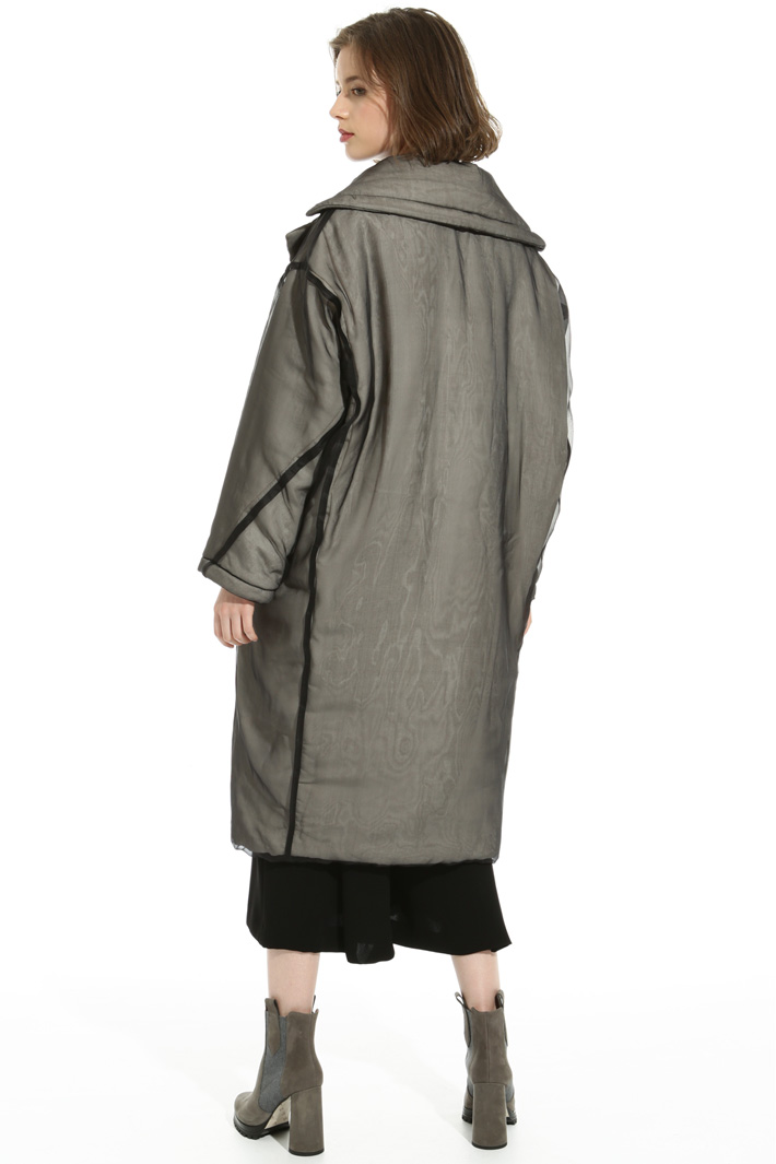 Organza puffer coat Intrend