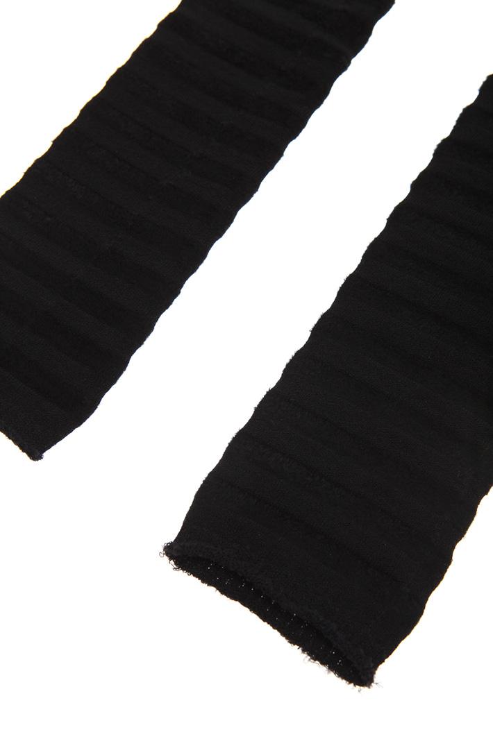 Viscose yarn gloves Intrend