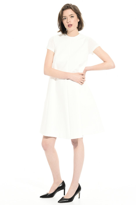 Heavy jersey dress Intrend