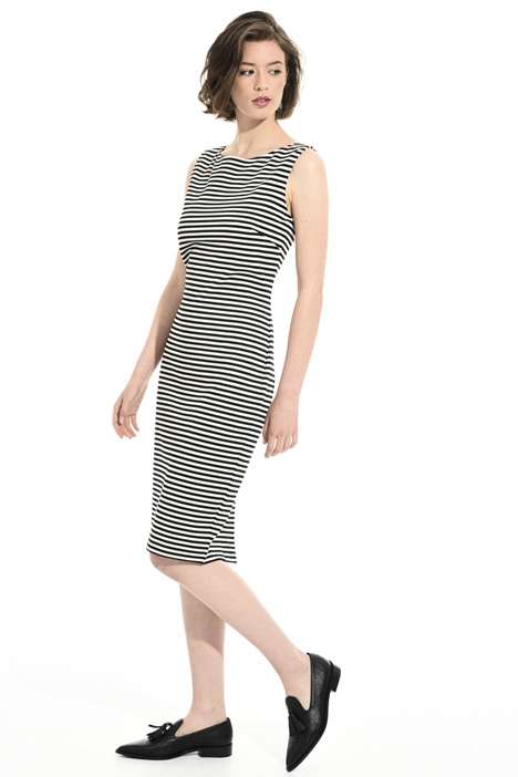 Knee-length jersey dress Intrend