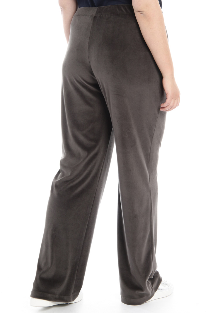 Chenille trousers Intrend