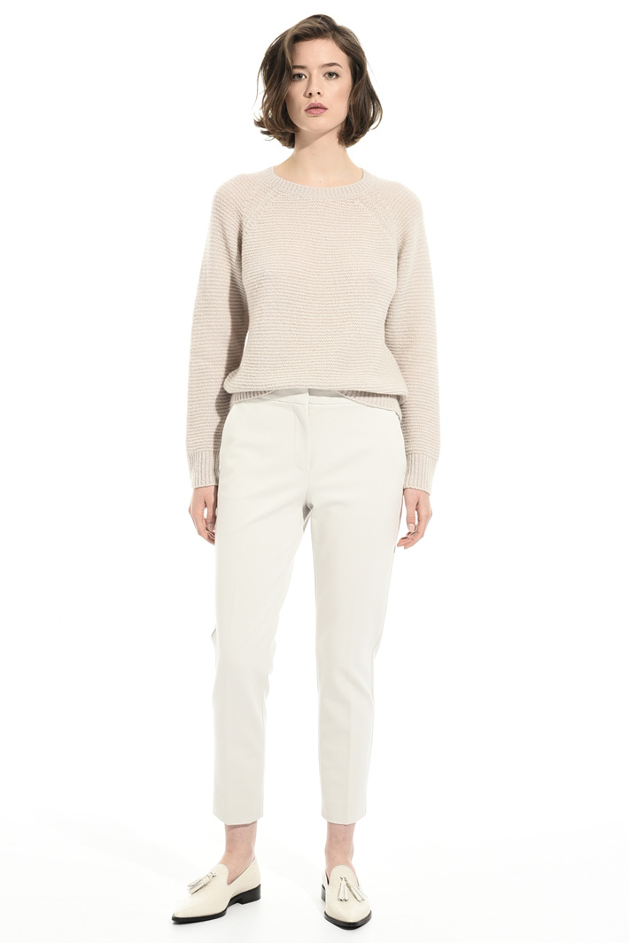 Double jersey trousers Intrend