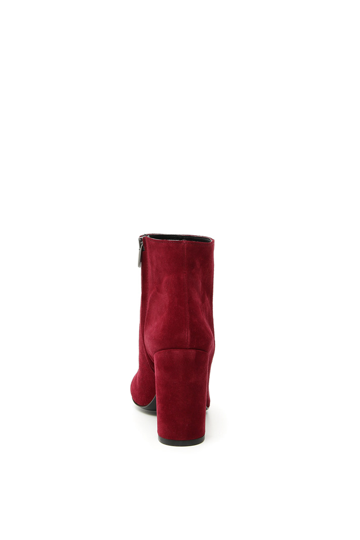 Suede ankle-boots Intrend