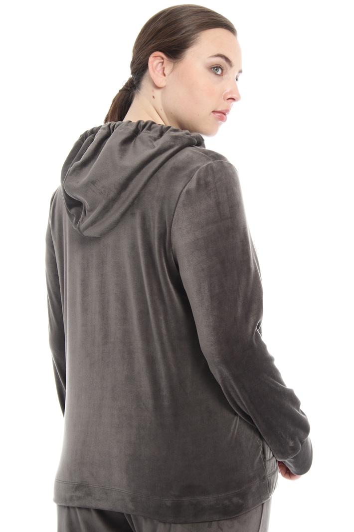 Chenille sweatshirt Intrend