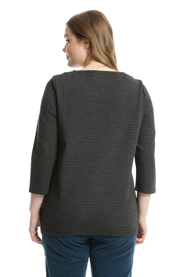 Houndstooth tunic Intrend