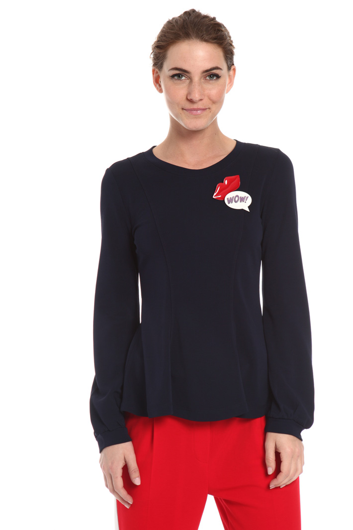 Long sleeved T-shirt Intrend