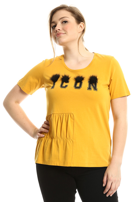 Boxy cotton T-shirt Intrend