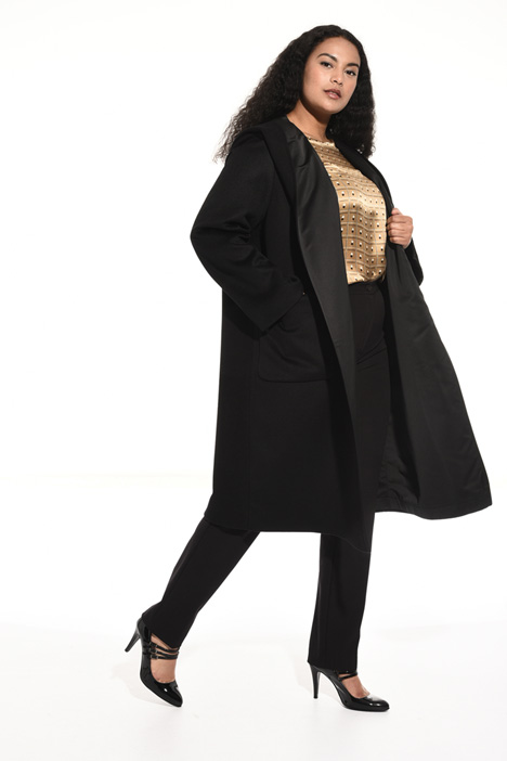 Reversible coat Intrend