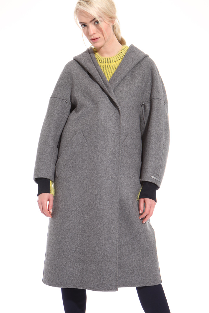 Oversized cashmere coat Intrend