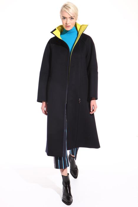 Bonded drap coat Intrend