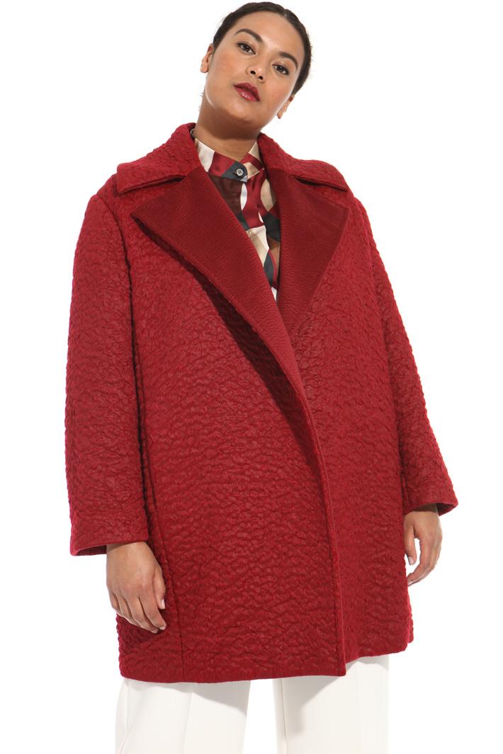 Mohair coat Intrend