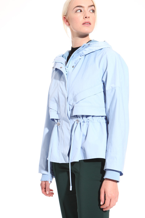 Technical fabric jacket Intrend