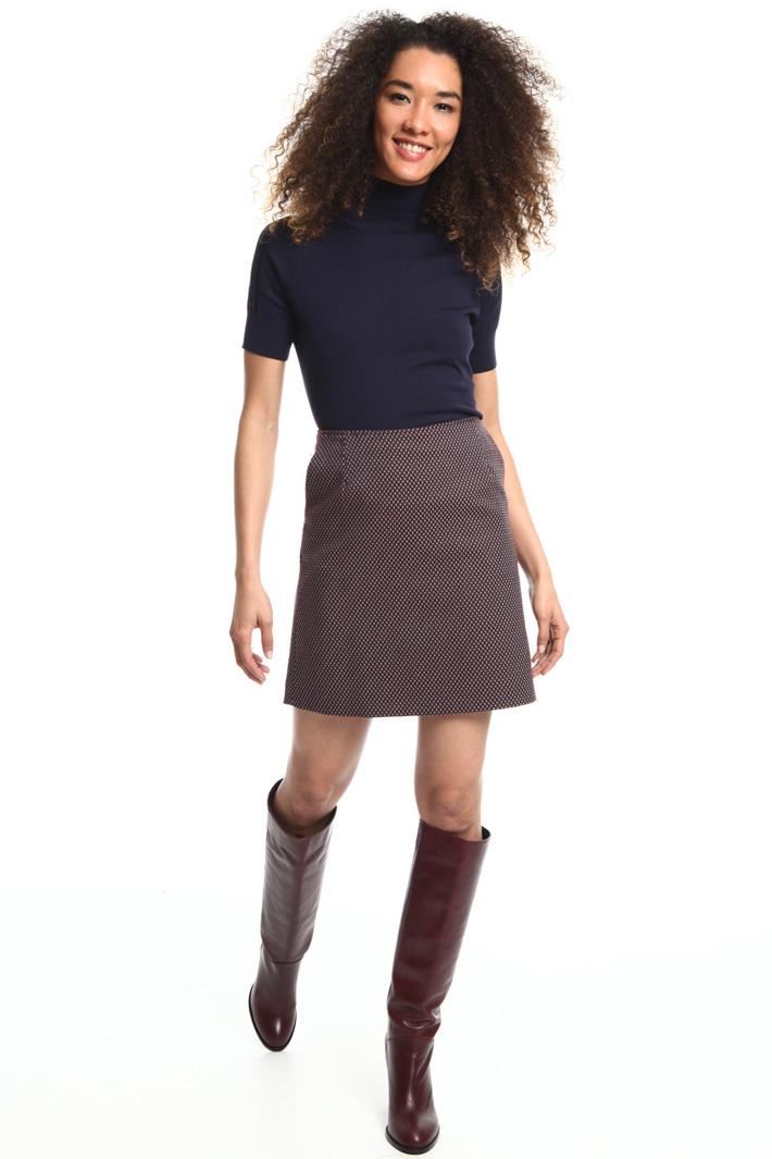 High waisted skirt Intrend