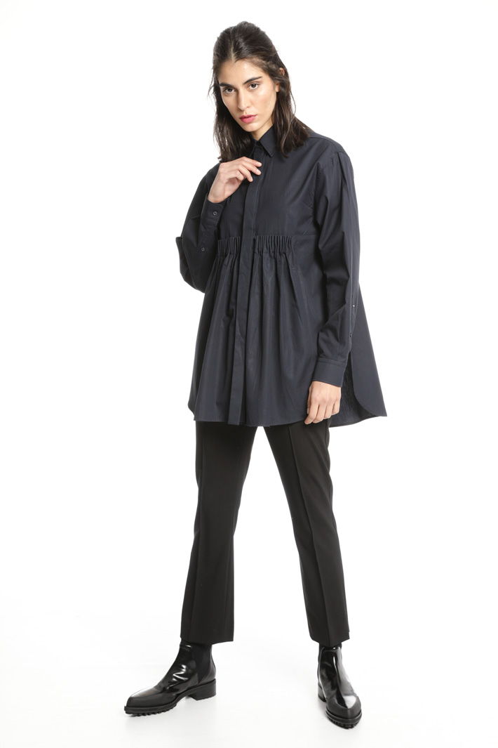 Oversized cotton shirt Intrend