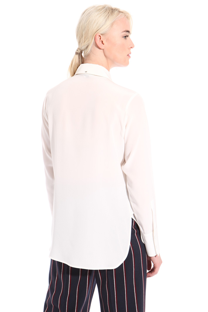 Overlay panel shirt Intrend