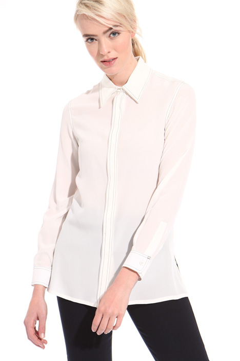 Pure silk shirt Intrend