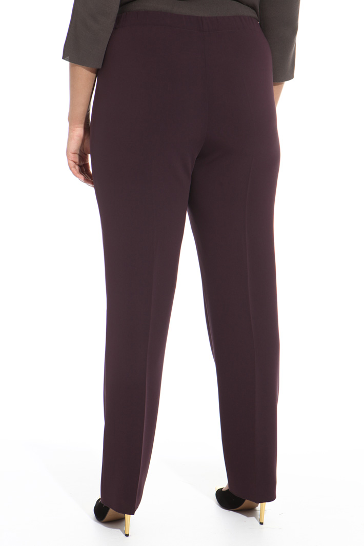 Triacetate trousers Intrend