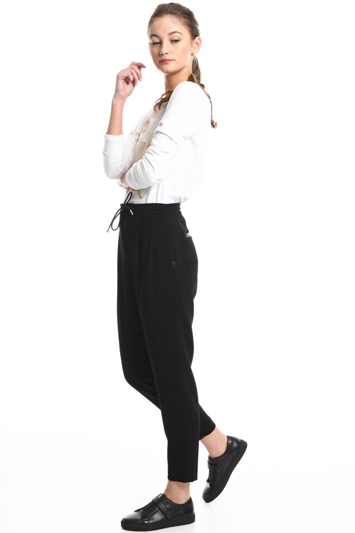 Triacetate trousers Intrend