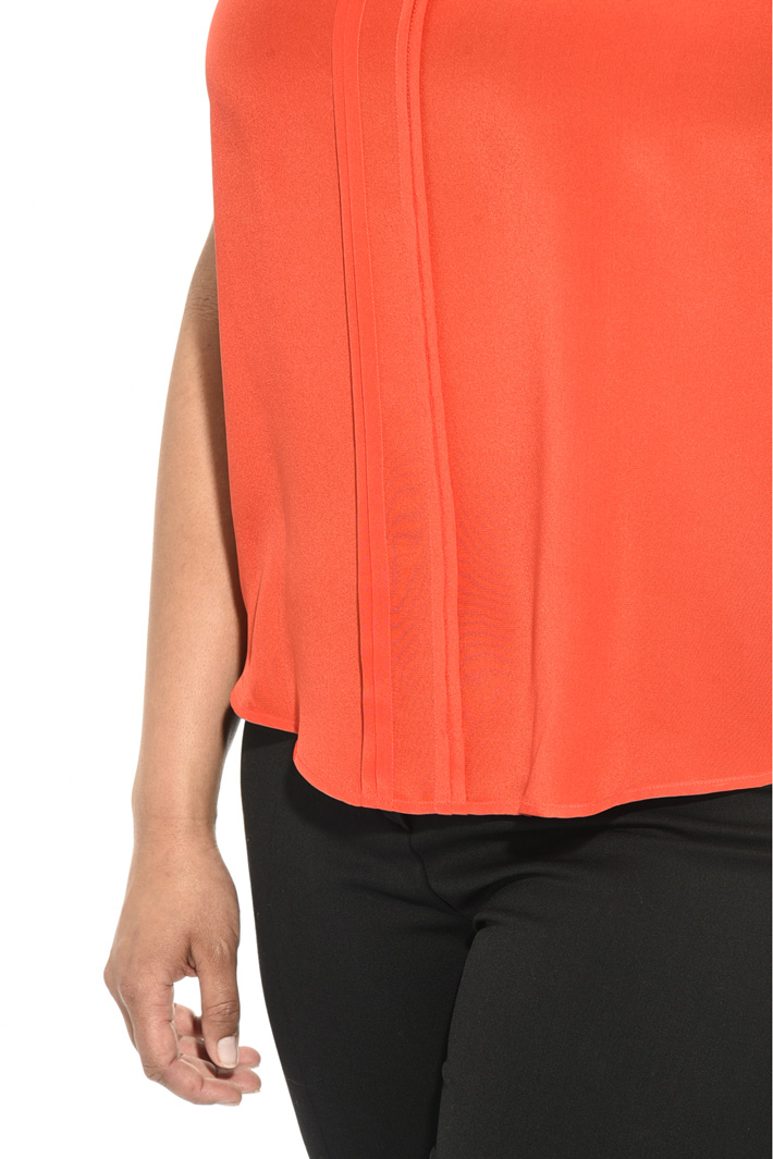 Silk top Intrend